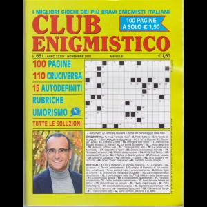 Club Enigmistico - n. 661 - novembre 2020 - mensile - 100 pagine