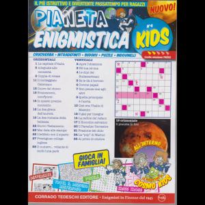 Pianeta Enigmistica kids - n. 4 - bimestrale - 20/10/2020