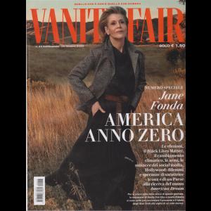 Vanity Fair  - n. 43 - settimanale - 28 ottobre 2020 -