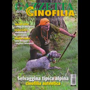 La gazzetta della cinofilia venatoria - n. 11 - novembre 2020 - mensile