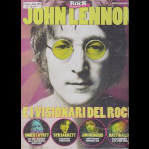 Classic Rock presenta John Lennon e i visionari del rock - n. 5 - bimestrale - novembre - dicembre 2020 -