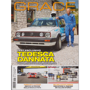 Grace - Classic & Sport Cars - n. 11 - novembre 2020 - mensile