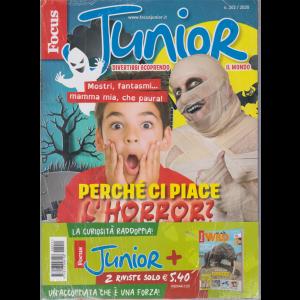 Focus Junior + Focus Wild - n. 202/2020 - 2 riviste