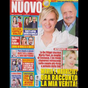 Settimanale Nuovo - M. De Filippi - n. 43 - 28 ottobre 2020 -