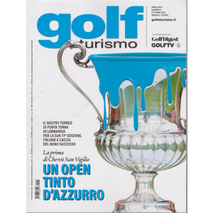 Golf & Turismo - n. 8 - ottobre 2020 - mensile