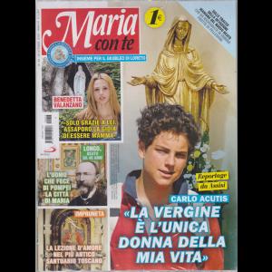 Maria con te - n. 43 - 25 ottobre 2020 - settimanale