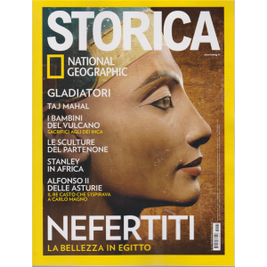 Storica -National Geographic  - n. 141 - novembre 2020 - mensile