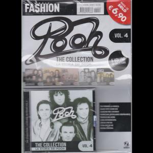 Music Fashion Var.68 - Pooh - The collection - La storia dei Pooh - vol. 4 - rivista + cd -