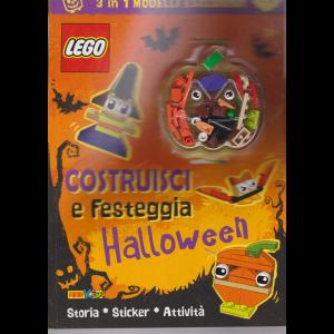Lego World Initiative - n. 4 - Costruisci e festeggia Halloween - 30 settembre 2020 - bimestrale -