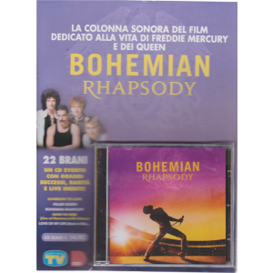 Cd Sorrisi Speciale - n. 11 - settimanale - 16/4/2019 - Bohemian Rhapsody