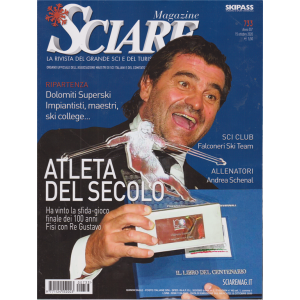 Sciare magazine - n. 733 - 15 ottobre 2020 - quindicinale