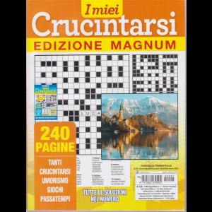 I miei crucintarsi - edizione magnum - n. 7 - trimestrale - novembre dicembre 2020/gennaio 2021 - 240 pagine