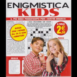 Enigmistica Kids - n. 31 - bimestrale - novembre - dicembre 2020 -