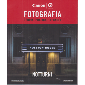 Master Fotografia - Notturni - n. 31 - settimanale -