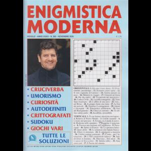 Enigmistica Moderna - n. 385 - mensile - novembre 2020