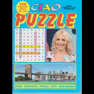 Ciao Puzzle - n. 366 - mensile - novembre 2020 - 100 pagine