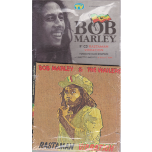 Gli speciali musicali di Sorrisi - n. 15 del 23/10/2020 - Bob Marley - 9° cd - Rastaman vibration -