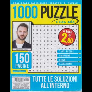 1000 Puzzle e non solo - n. 17 - trimestrale - novembre - dicembre 2020/ gennaio 2021 - 150 pagine