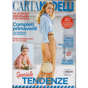 Cartamodelli Magazine - n. 14 - mensile - 13 febbraio 2019