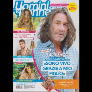 Abbonamento Uomini e Donne Magazine (cartaceo settimanale)