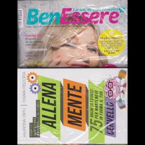 Benessere + il libro Allena mente - n. 11 - mensile - novembre 2020