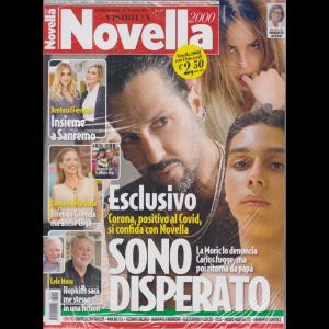 Novella 2000 + Visto - n. 44 - settimanale - 22 ottobre 2020 - 2 riviste