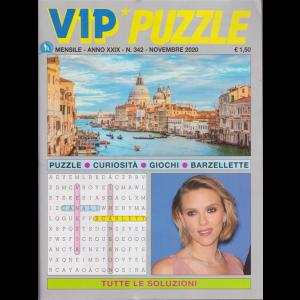 Vip Puzzle - n. 342 - mensile- novembre 2020