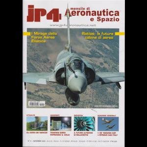 Jp4 - Mensile di Aeronautica e Spazio - n. 11 - novembre 2020 -