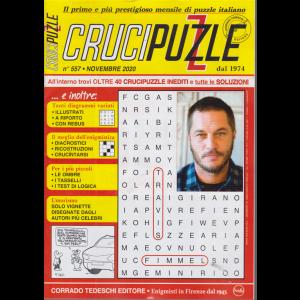 Crucipuzzle - n. 557 - novembre 2020 - mensile