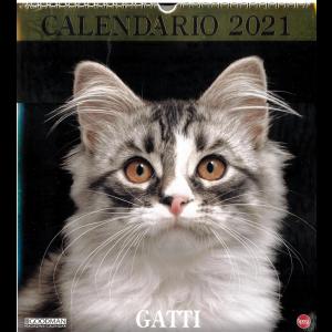 Calendario Gatti 2021 by Lisa Goodman - cm. 27 x 30 con spirale