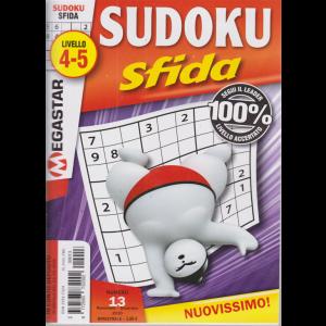 Sudoku Sfida - n. 13 - livello 4-5 - novembre - dicembre 2020 - bimestrale