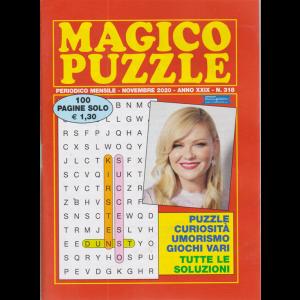 Magico Puzzle - n. 318 - mensile - novembre 2020 - 100 pagine