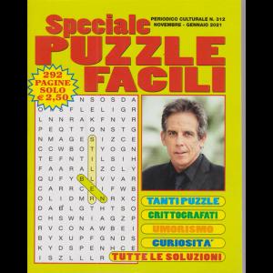 Speciale Puzzle Facili - n. 312 - novembre - gennaio 2021 - 292 pagine