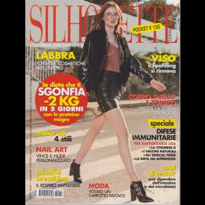 Silhouette .Donna Pocket - n. 11 - novembre 2020 - mensile
