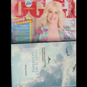 Oggi + il libro di Theresa Cheung - Parlando con il cielo - n. 7 - settimanale - 21/2/2019 -