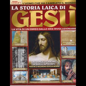 Bbc History Mega Speciale - n. 15- bimestrale - aprile - maggio 2019 - La storia laica di Gesù