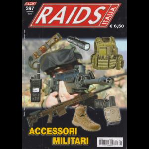 Abbonamento Raids Italia (cartaceo  mensile)