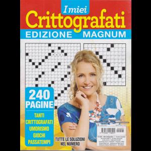 I miei crittografati - edizione magnum - n. 7 - trimestrale - novembre - dicembre/gennaio 2021 - 240 pagine