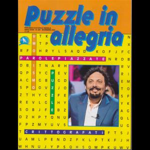 Puzzle in allegria - n. 329 - mensile - novembre 2020