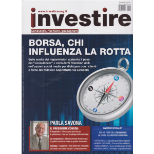 Investire - n. 9 - ottobre 2020 - mensile