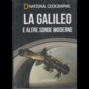 National Geographic - La Galileo e altre sonde moderne - n. 54 - settimanale - 23/10/2020 - copertina rigida