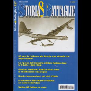 Storia &  Battaglie - n. 217 - ottobre 2020 - mensile