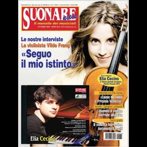 Suonare News mensile n. 275 Ottobre 2020 + CD Elia Cecino