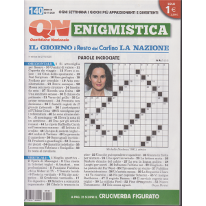 Enigmistica - n. 140 - settimanale - 2/11/2020 -