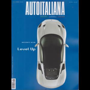 Autoitaliana - n. 5 - trimestrale - 23/10/2020