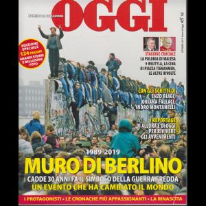 Oggi speciale - 1989-2019 - Muro di Berlino - ottobre 2019 - 124 pagine