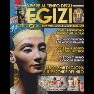 Conoscere la storia - Vivere al tempo degli Egizi - n. 10 - ottobre - novembre 2020 - bimestrale -