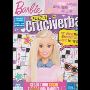 Barbie Puzzle e cruciverba - n. 5 - novembre - dicembre 2020 - bimestrale