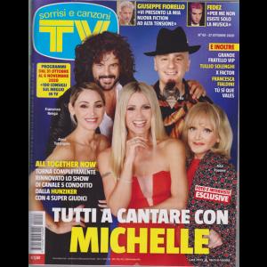 Sorrisi e Canzoni Tv - n. 43 - settimanale - 27 ottobre 2020