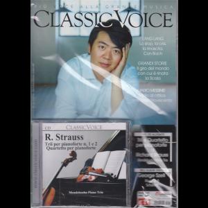 Classic Voice - n. 257 - mensile - ottobre 2020 + cd R. Strauss